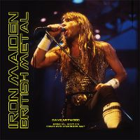 Cover Iron Maiden - British Metal [DVD]